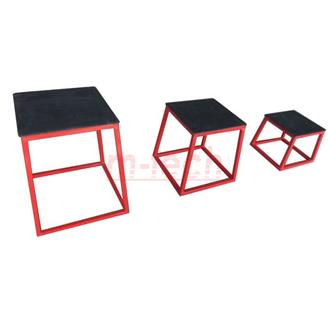 Plyometric box set, 3 pcs