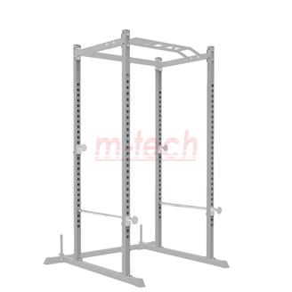 m-tech HOME SMART erőkeret (power rack) acél, ezüstszürke