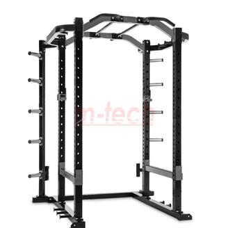 Force Now! PRO SUPER erőkeret (power rack), acél, fekete