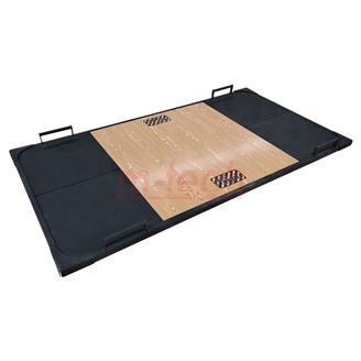 Force Now! Dead-Lift Platform 120x240cm, 5cm vastag